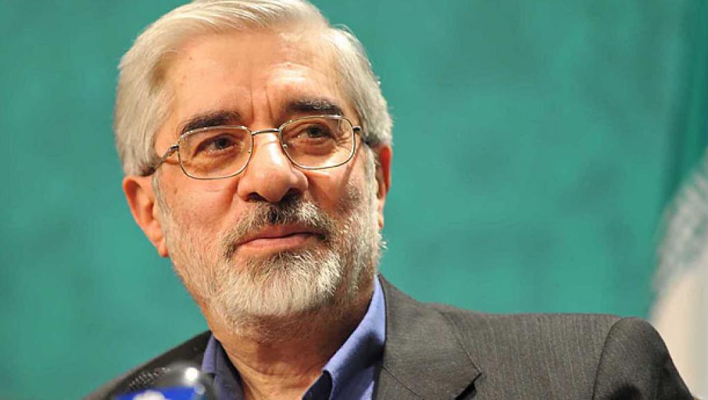 بیانیه های مهندس میرحسین موسوی نماد جنبش سبز مردم ایران