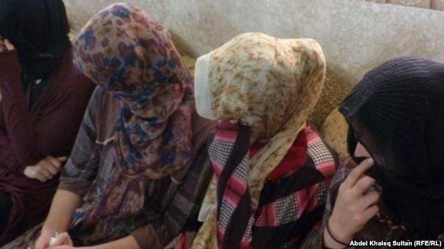 داعش، بردهداری و تجاوز
