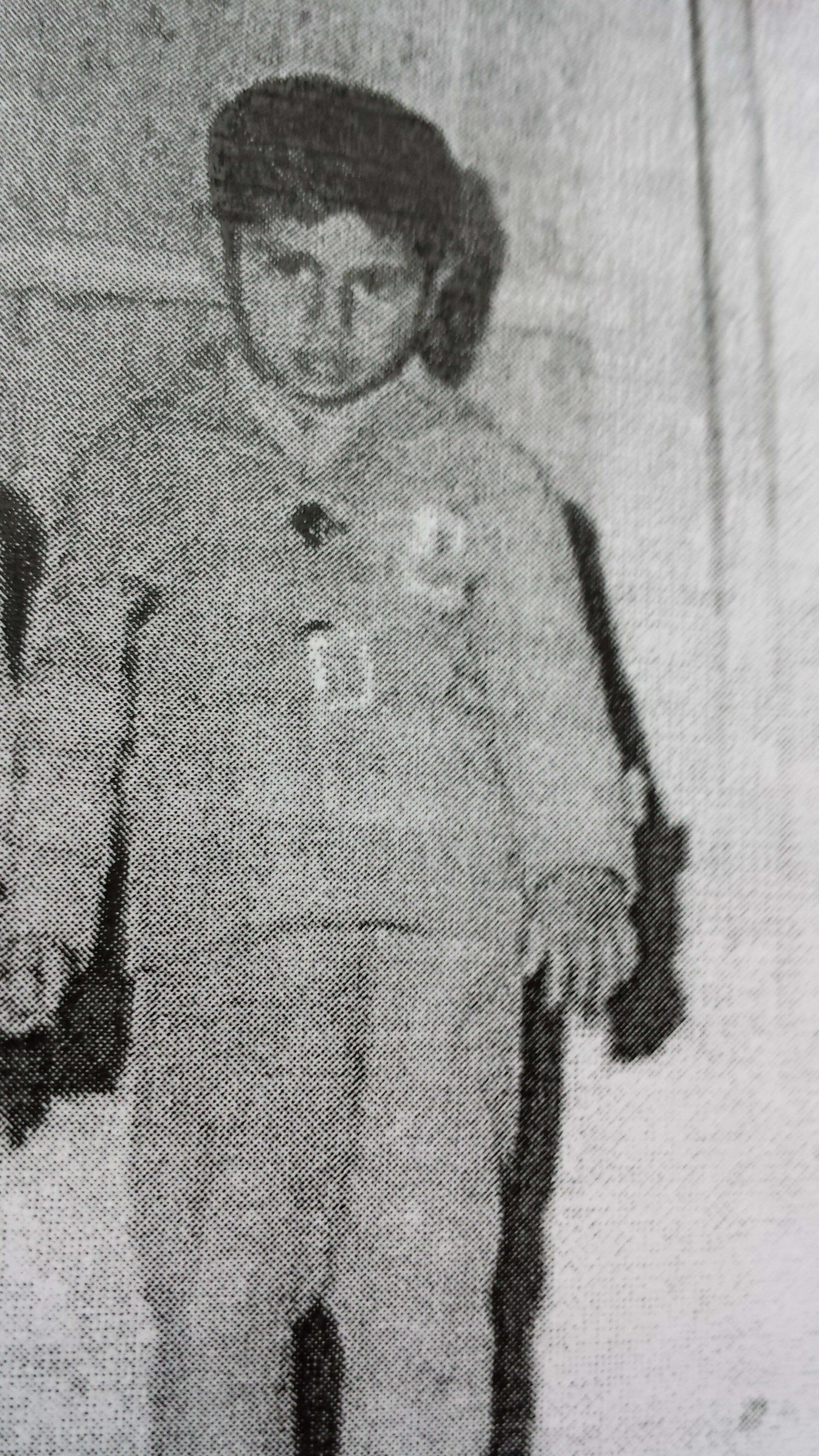 عکسی از دوران کودکی