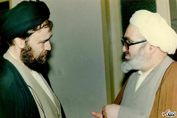 احمد خمینی و ترور دکتر سامی