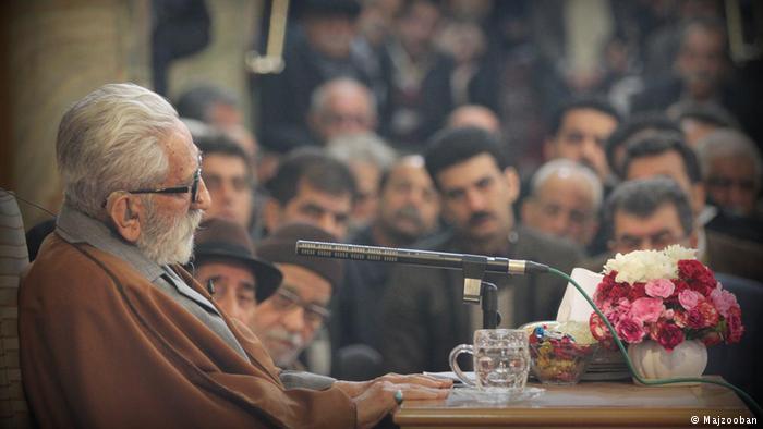 دراویش گنابادی و جمهوری اسلامی