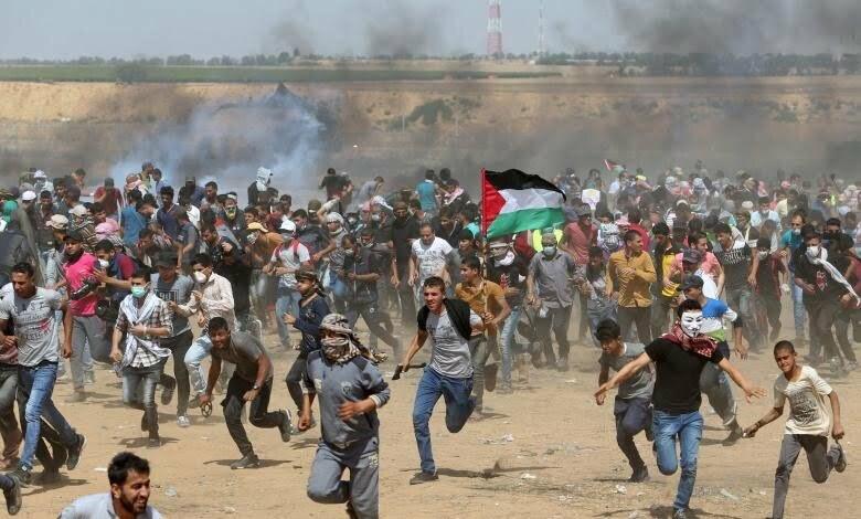 اعلام انزجار از انتقال سفارت امریکا به بیتالمقدس و جنایتهای دولت اسرائیل