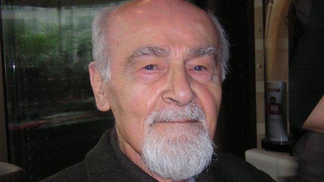 در سوگ علی اصغر حاج سید جوادی