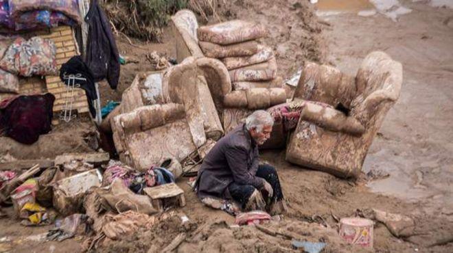 بلای سیل، اتهام تروریسم، و عبرت از الجزایر و سودان