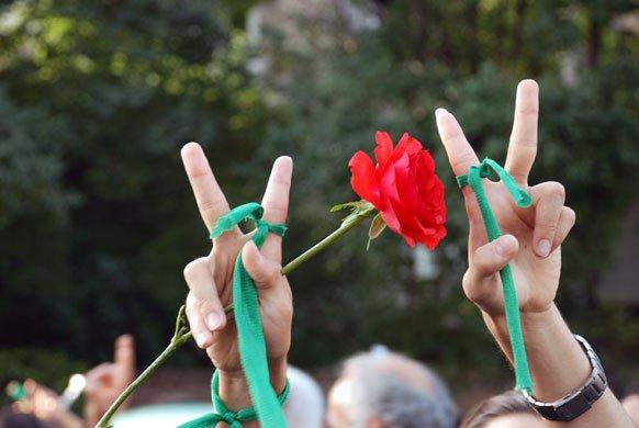 خاطره پرافتخار جنبش سبز در حافظه ملت ایران