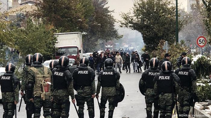 نگرانی شدید از کشتار معترضان