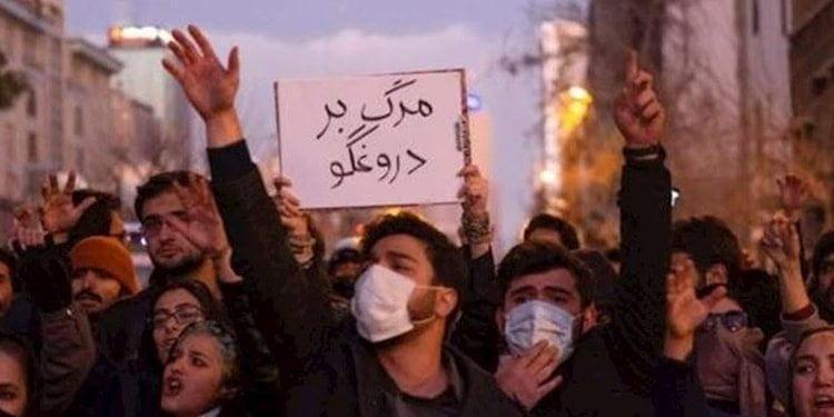 حمایت از اعتراض دانشجویان