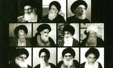 اکثریت مراجع با جمهوری اسلامی مخالفت کردند