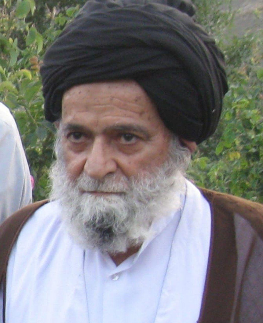 درگذشت حسینی کاشانی